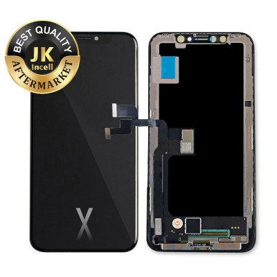 LCD Assembly for iPhone X (JK/ Incell)
