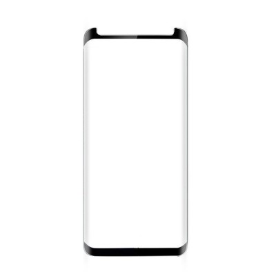 3D Full Coverage Tempered Glass Screen Protector for Galaxy S9