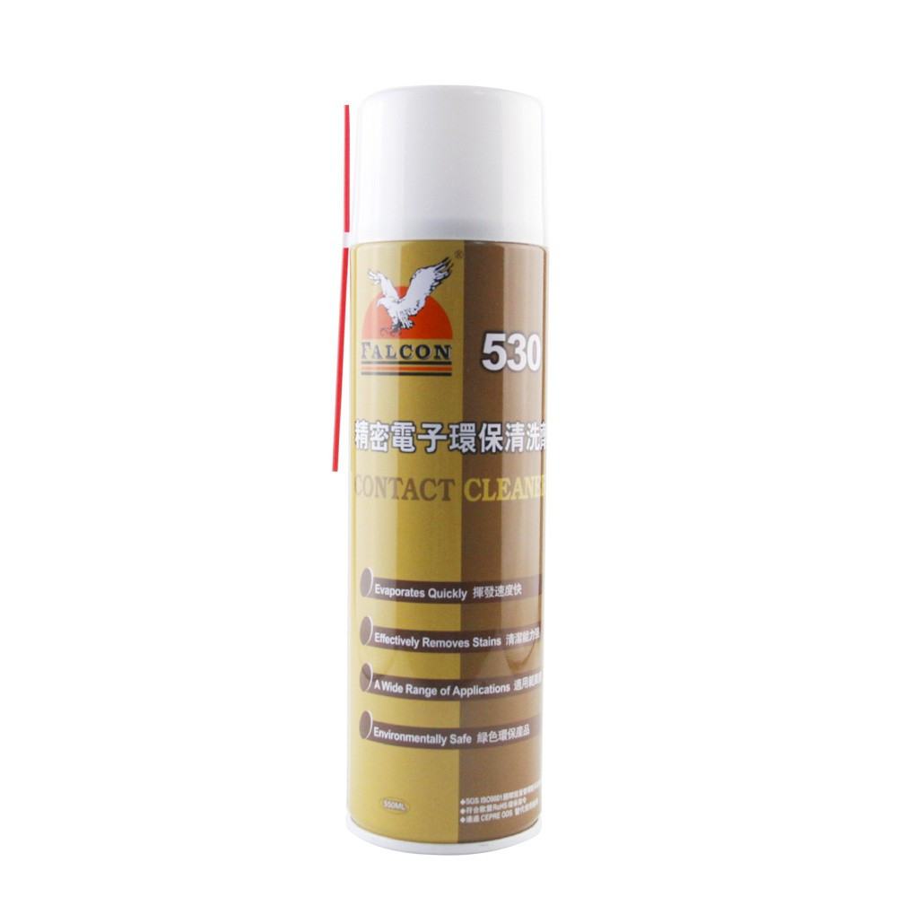 550ML FALCON 530 Electrical Contact Cleaner Spray For Cell