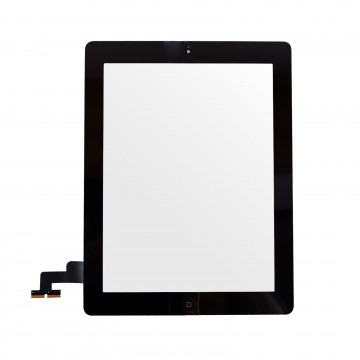 Touch Screen Digitizer with IC Connector for iPad 2