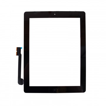 Touch Screen Digitizer with IC Connector for iPad 3