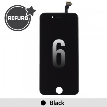 REFURB LCD Assembly for iPhone 6 -Black