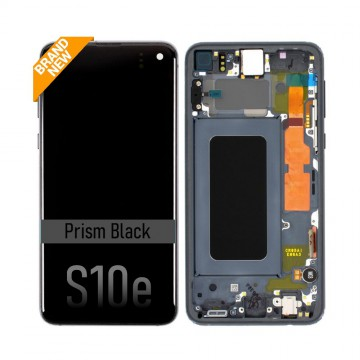Samsung Galaxy S10E OLED Screen Digitizer Replacement G970F (Brand New)-Prism Black