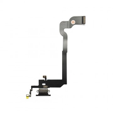 Charging Port Flex Cable for Apple iPhone X (Premium)